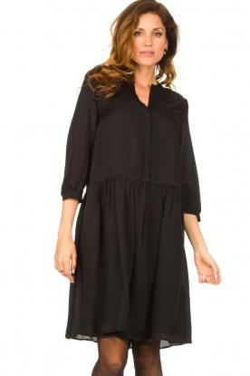 Set |  Dress Anamon | black