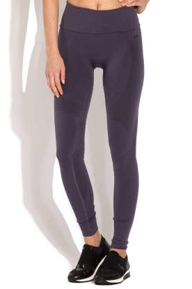 Casall | Sportlegging Long Leg | paars