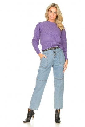 Look Knitted sweater Furio