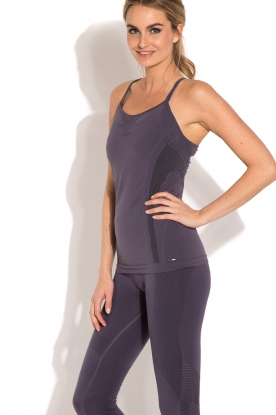 Casall | Sporttop Stucture | paars