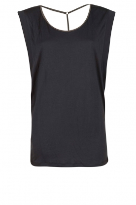 Casall |  Sport top String Back | dark blue