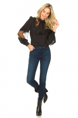 Look Top with lace details Linda