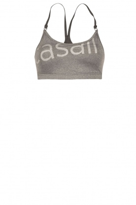 Casall | Sports bra Glorious | gray