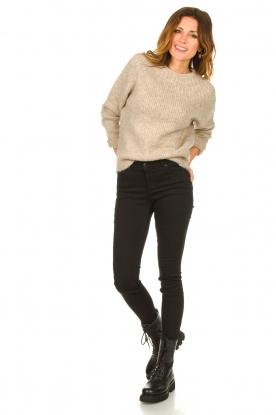 Look Skinny jeans Rock