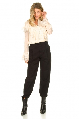Look Ruffle blouse Piper