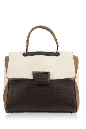 Furla |  Leather shoulder bag Artesia M | multi