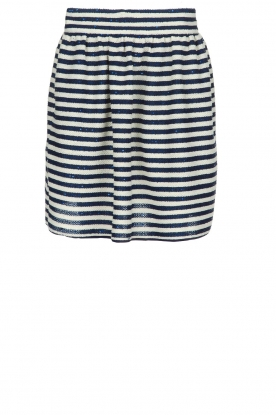 Atos Lombardini |  Skirt Gonna | blue
