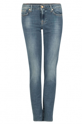 7 For All Mankind | Slim fit jeans Pyper NY | blauw