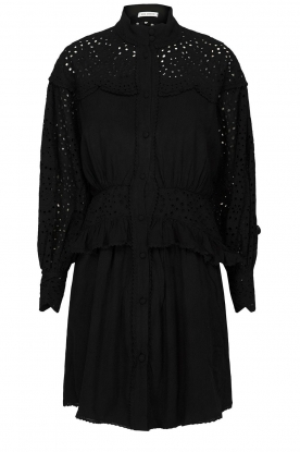 Sofie Schnoor | Broderie dress Larissa | black