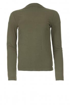 Lune Active |  Sweatshirt Forrest | green