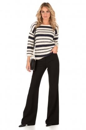 Trouser Giacca   black