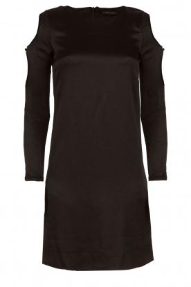 IKKS |  Cut-out dress Fernanda | black