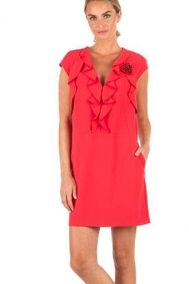 Dress Abito | red