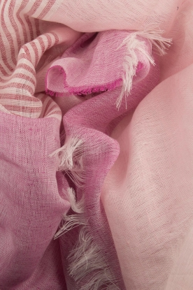I love my Moment | Sjaal Jocy | roze
