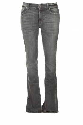 7 For All Mankind |  Flared jeans Bootcut Soho Light by 7 for all mankind | grey