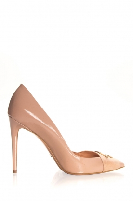 ELISABETTA FRANCHI | Leather pumps Marina | pink