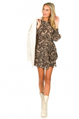 Look Dress with print Costel