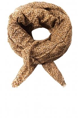 Sjaal met luipaardprint Leah  dierenprint