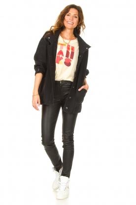Look T-shirt with imprint Vanea
