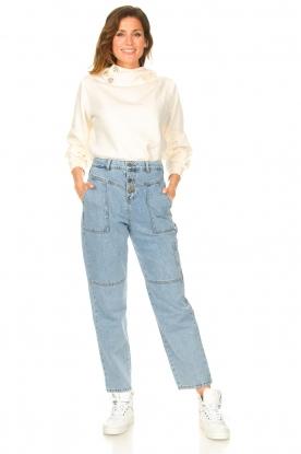 Look Sweater with rhinestones Daren