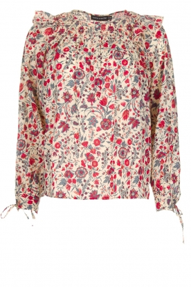 Antik Batik |  Blouse Annie | Red