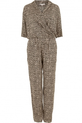 Patrizia Pepe | Jumpsuit Chantal | zwart