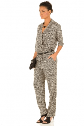 Jumpsuit Chantal | zwart