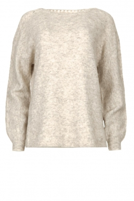 JC Sophie | Knitted sweater Ethel | grey