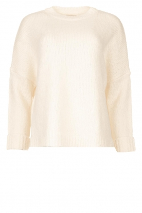 JC Sophie | Soft knitted sweater Esmee | natural