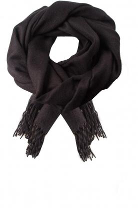 Sjaal Crystal  zwart