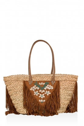 Hipanema |  Shopper Brigitte | brown