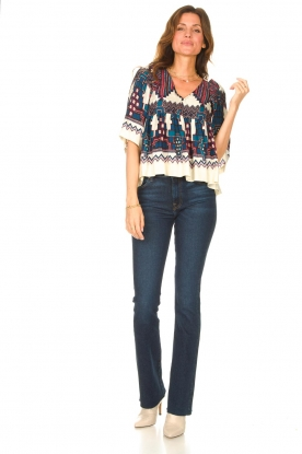Look Top with print Marry