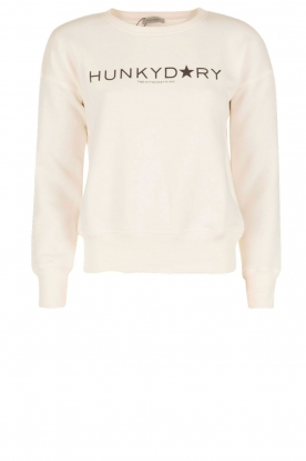 Hunkydory |  Sweater  H.D. | natural