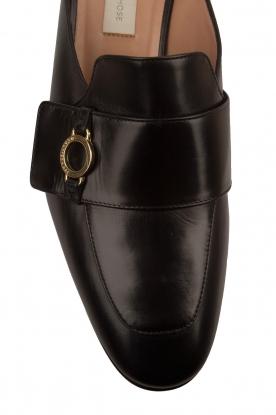 L'Autre Chose | Instap loafers Vina | Zwart