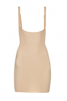 Magic Bodyfashion | Shaped slip dress Emily | nude