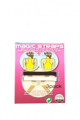 Magic Bodyfashion   Magic Straps Mandy   zwart