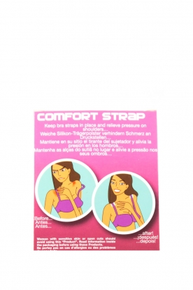 Magic Bodyfashion | BH Comfort Strap Emma | wit