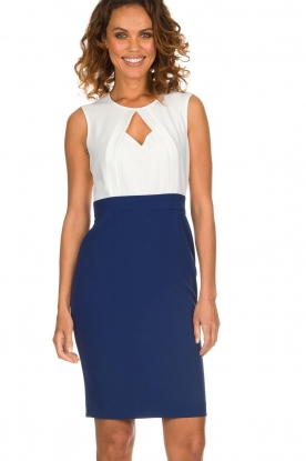 Kocca |  Cocktail dress Quieta | blue