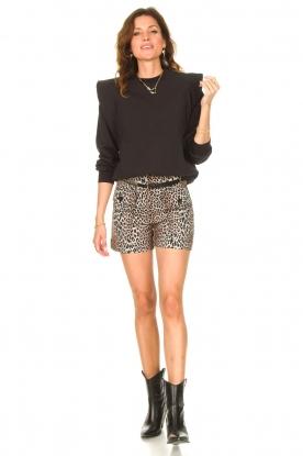 Look Sweater with ruffles Simone
