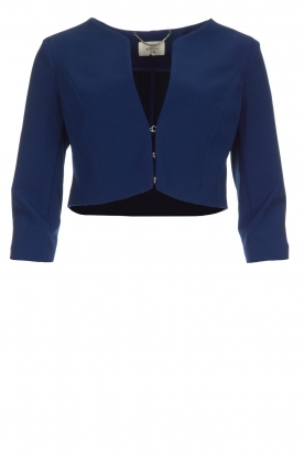 Kocca |  Short jacket Valna | blue