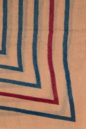 Becksöndergaard | Wollen sjaal Annibal | camel