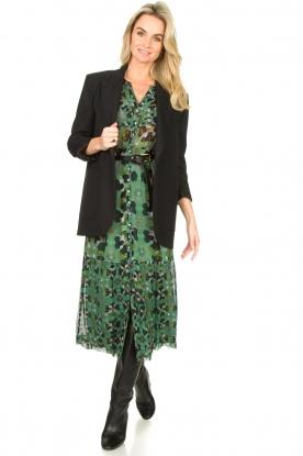 Look Floral midi dress Hooper