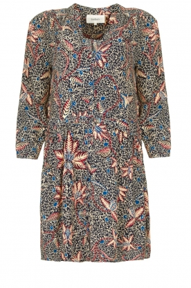 ba&sh | Floral dress Jim | blue