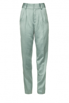 ba&sh | Satin trousers Wonka | light blue