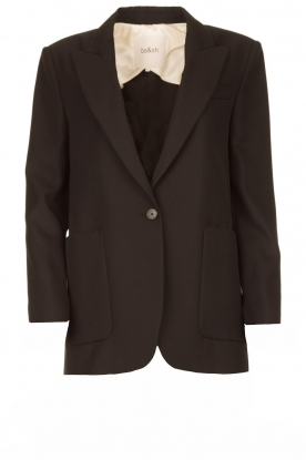 ba&sh | Blazer Bird | black