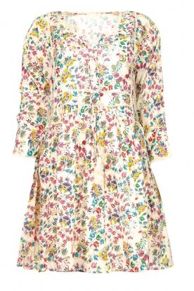 Louizon | Floral dress Gomes | multi