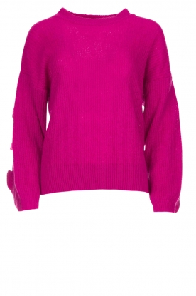 Essentiel Antwerp |  Sweater Shanghai | pink