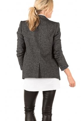 Ruby Tuesday | Blazer Tara | zwartwit