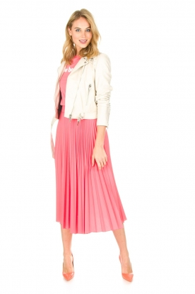 Tara Jarmon | T-shirt Bonbon | roze