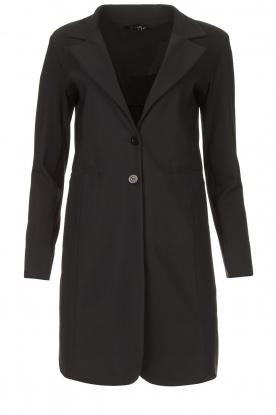 D-ETOILES CASIOPE | Travelwear blazer Tresoire | zwart